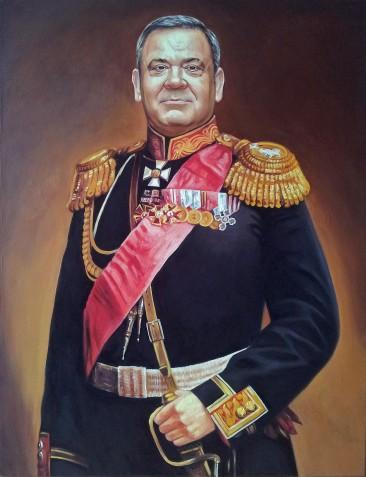 Где заказать портрет маслом в Бишкеке?